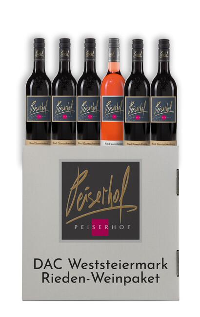 Dac-Weststeiermark Rieden Weinpaket